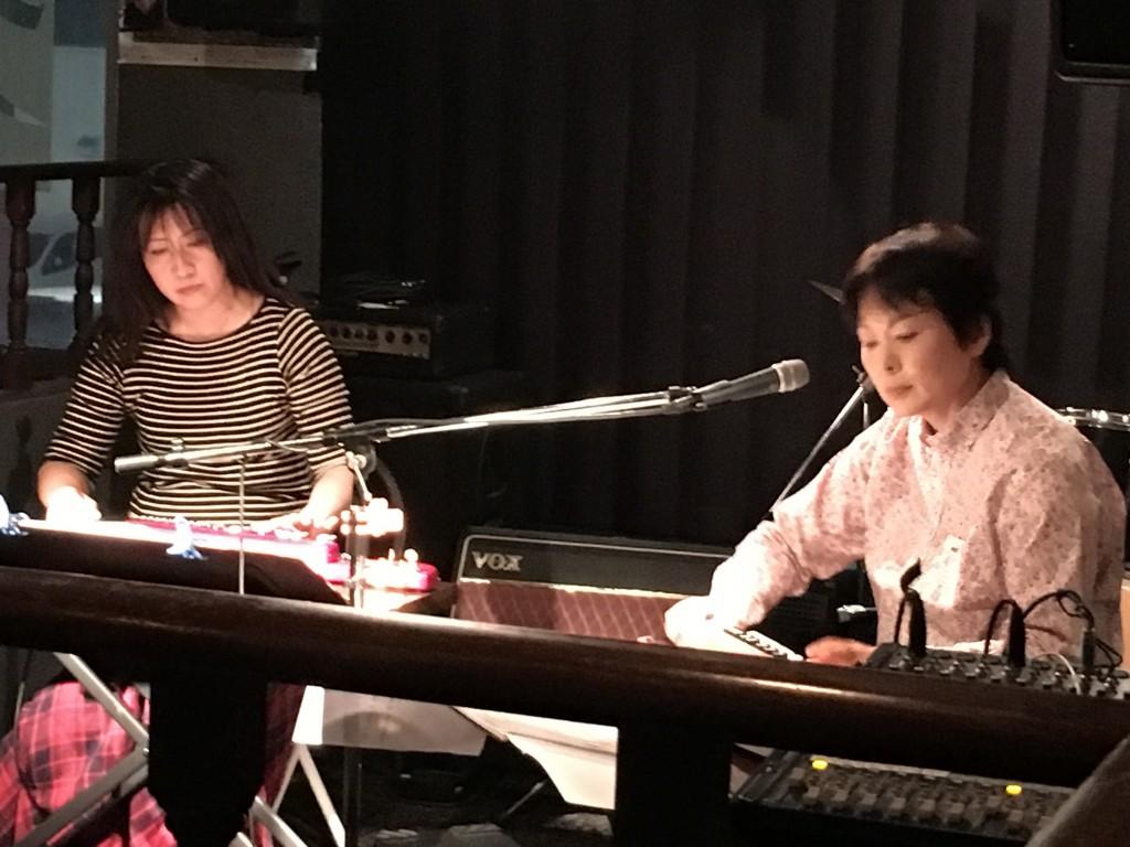 熊坂みさき&吉野薫